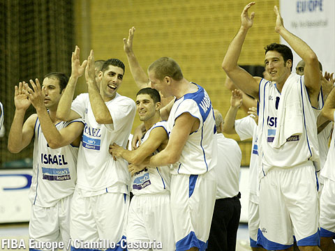 Israel beat Hungary and qualify as the 16th team for EuroBasket